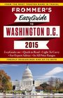 Frommer's EasyGuide to Washington DC 2015