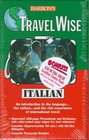 Barron's Travel Wise Italian