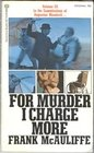 For Murder I Charge More (The Commissions of Augustus Mandrell, Volume III)