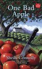 One Bad Apple (Orchard Mystery, Bk 1)