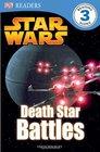 DK READERS L3 Star Wars Death Star Battles PB