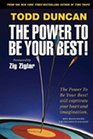Power to Be Your Best The