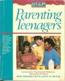 Parenting Teenagers Systematic Training for Effective Parenting of Teens