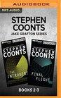 Stephen Coonts Jake Grafton Series Books 2-3 The Intruders  Final Flight