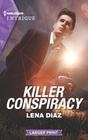 Killer Conspiracy (Justice Seekers, Bk 3) (Harlequin Intrigue, No 1997) (Larger Print)
