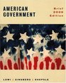 American Government Freedom and Power Brief 2006 Edition