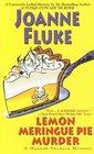Lemon Meringue Pie Murder (Hannah Swensen, Bk 4)