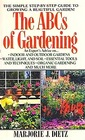 The ABC's of Gardening Outdoor and Indoor