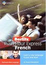 Berlitz Rush Hour Express French Learn a New Language in Just One Hour
