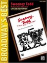Sweeney Todd- Easy Piano Selections (Broadway's Best)
