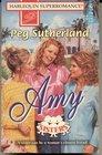 Amy (Sisters Trilogy, Bk 1) (Harlequin Superromance, No 734)