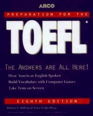 Toefl Preparation Kit
