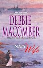 Navy Wife (Navy, Bk 1)  (Silhouette Special Edition, No 494)