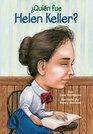 Quien fue Helen Keller