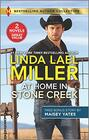 At Home in Stone Creek / Rancher's Wild Secret