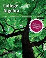 College Algebra with Integrated Review plus MyMathLab with Pearson eText and Worksheets -- Access Card Package