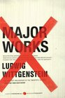 Major Works Selected Philosophical Writings