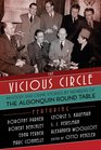 The Vicious Circle Mystery and Crime Stories by Members of the Algonquin Round Table