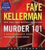Murder 101 Low Price CD A Decker/Lazarus Novel
