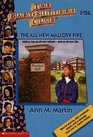 The All-New Mallory Pike (Baby-Sitters Club, Bk 126)