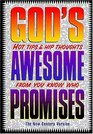 God's Awesome Promises For Teens and Friends
