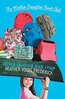 MotherDaughter Book Camp