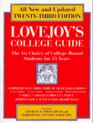 Lovejoy's College Guide
