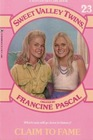 Claim to Fame  (Sweet Valley Twins, No 23)