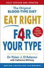 Eat Right 4 Your Type Fully Revised with 10-day Jump-Start Plan