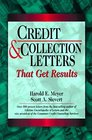 Credit  Collection Letters That Get Results