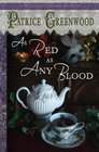As Red as Any Blood (Wisteria Tearoom, Bk 6)