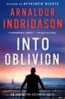 Into Oblivion: An Inspector Erlendur Novel (An Inspector Erlendur Series)