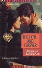 The 14th...and Forever (Holiday Honeymoons) (Silhouette Intimate Moments, No 764)