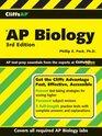 CliffsAP Biology (Cliffs AP)