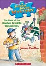 The Case of the Double Trouble Detectives (Jigsaw Jones, Bk 26)