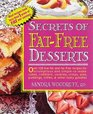 Secrets of Fat-free Desserts