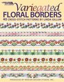 Variegated Floral Borders Leisure Arts 4617