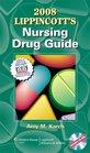 2008 Lippincott's Nursing Drug Guide Canadian Version