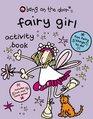 Fairy Girl Activity Book