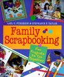 Family Scrapbooking Fun Projects to Do Together