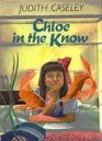 Chloe in the Know
