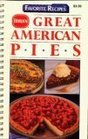 Borden Great American Pies (Favorite Recipes)