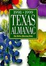 1998-1999 Texas Almanac (Texas Almanac)