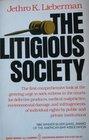 Litigious Society