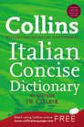 Collins Italian Concise Dictionary 4e