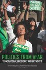 Politics from Afar Transnational Diasporas and Networks Terrence Lyons and Peter Mandavill Editors