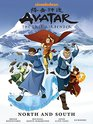Avatar The Last AirbenderNorth and South Library Edition
