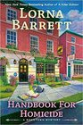 Handbook for Homicide (A Booktown Mystery)