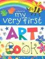 Very First Art Book