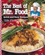The Best of Mr Food Quick and Easy Recipes